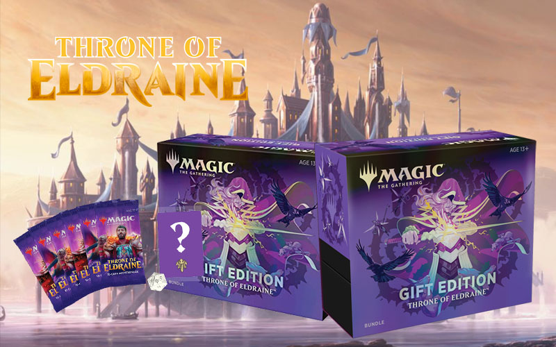 Treat yourself this Christmas! - Throne of Eldraine Gift Edition 2.9k only!