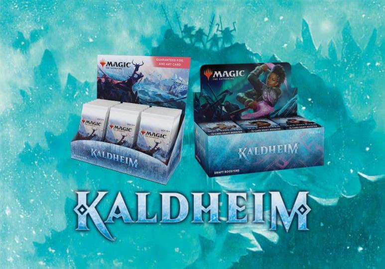 Kaldheim Booster Box Pre-Order Now! -