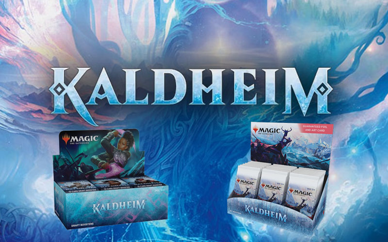 Kaldheim Booster Box Pre-Order Now! -