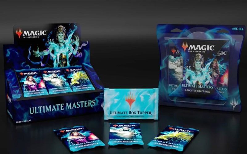 Ultimate Master Booster Box Order NOW! -
